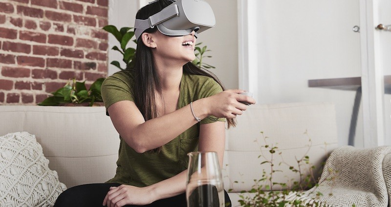 Oculus Goが動画を見るデバイスとして最高な5つの理由